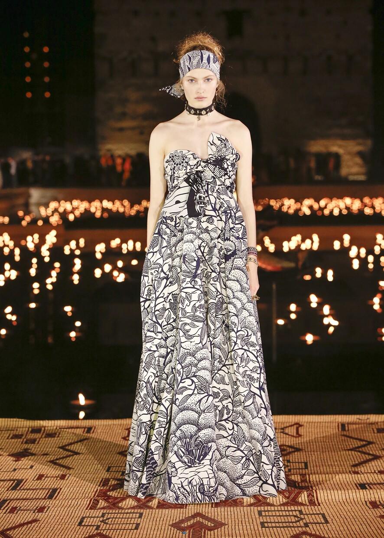Dior Cruise 2020 Collection Look 81 - Marrakesh