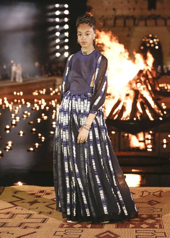 Dior Cruise 2020 Collection Look 82 - Marrakesh