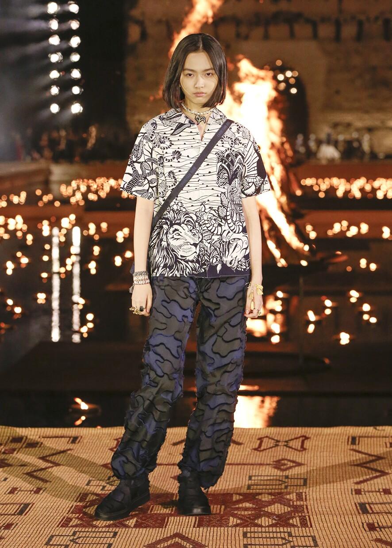 Dior Cruise 2020 Collection Look 83 - Marrakesh