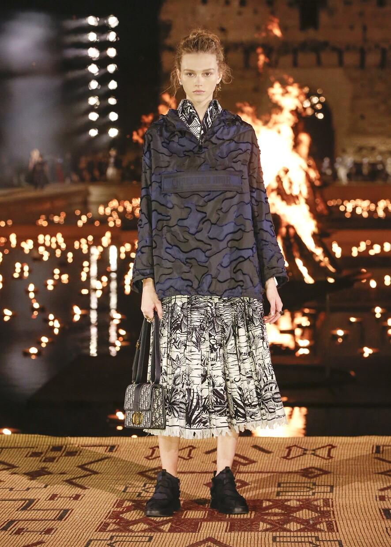 Dior Cruise 2020 Collection Look 84 - Marrakesh