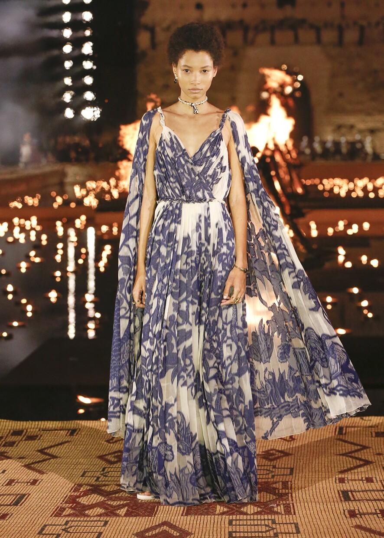 Dior Cruise 2020 Collection Look 87 - Marrakesh