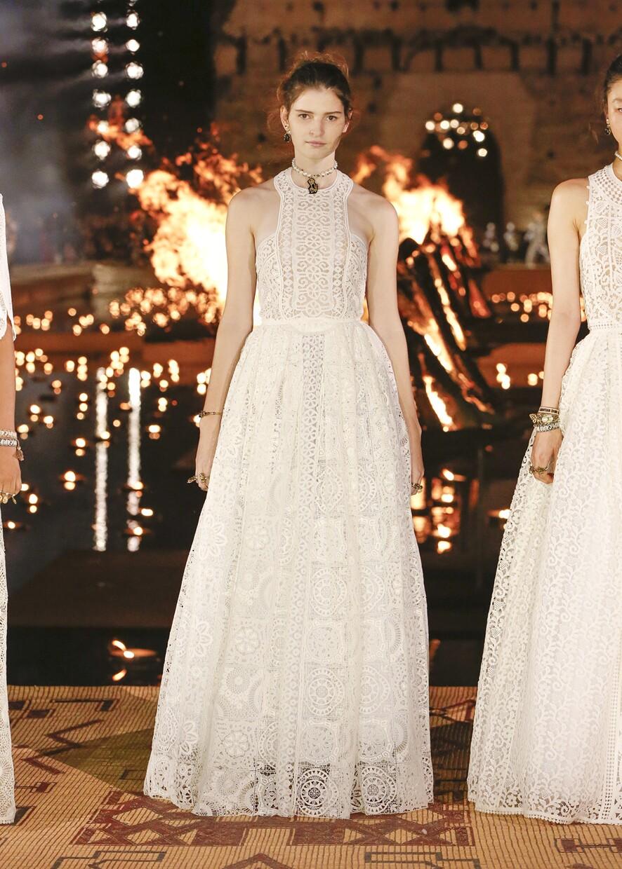 Dior Cruise 2020 Collection Look 89 - Marrakesh