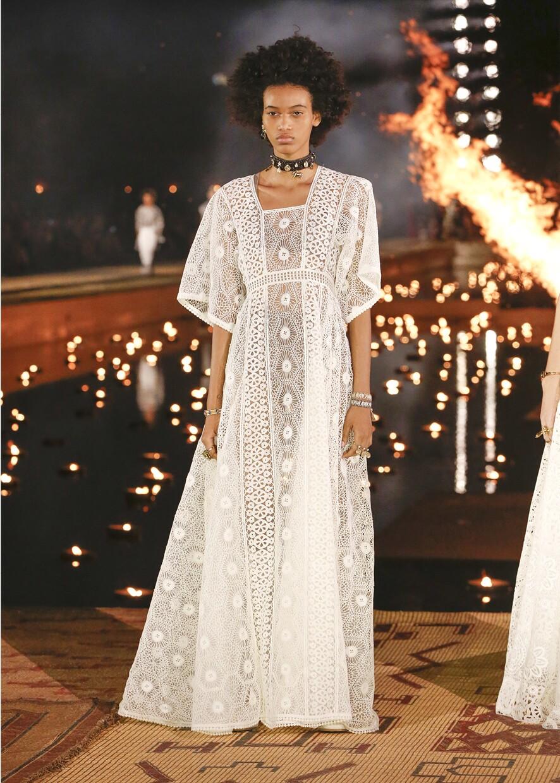 Dior Cruise 2020 Collection Look 90 - Marrakesh