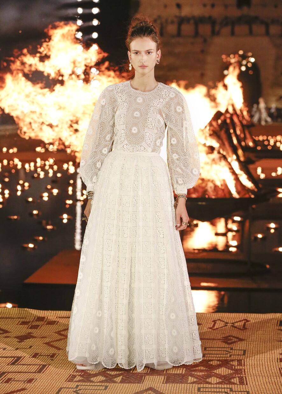 Dior Cruise 2020 Collection Look 91 - Marrakesh
