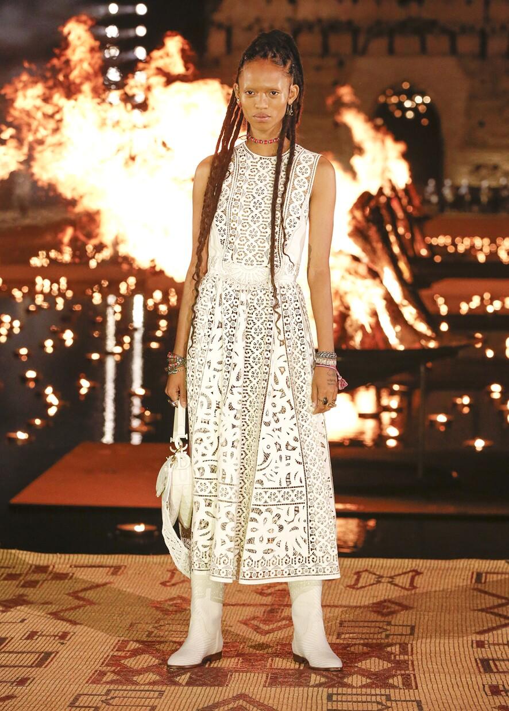 Dior Cruise 2020 Collection Look 92 - Marrakesh