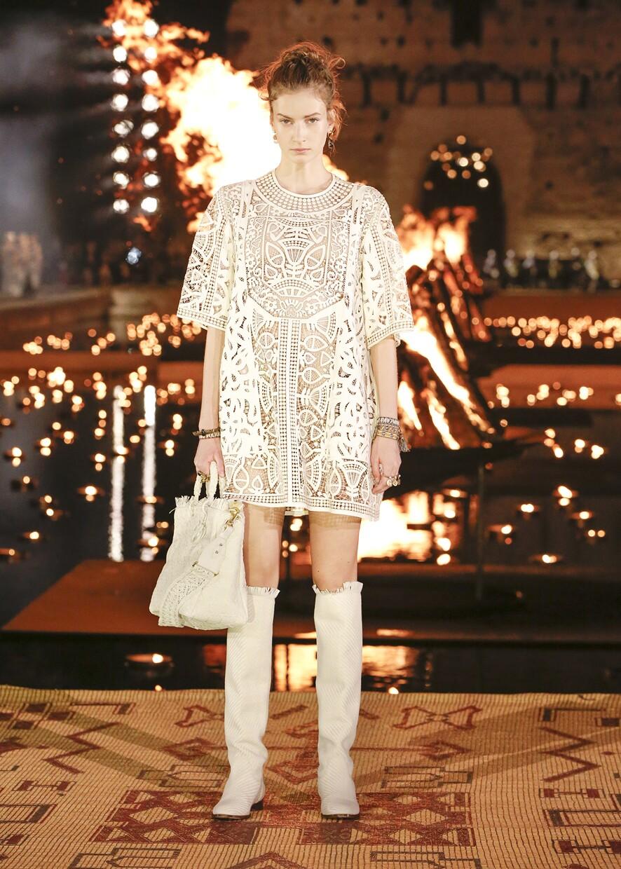 Dior Cruise 2020 Collection Look 93 - Marrakesh
