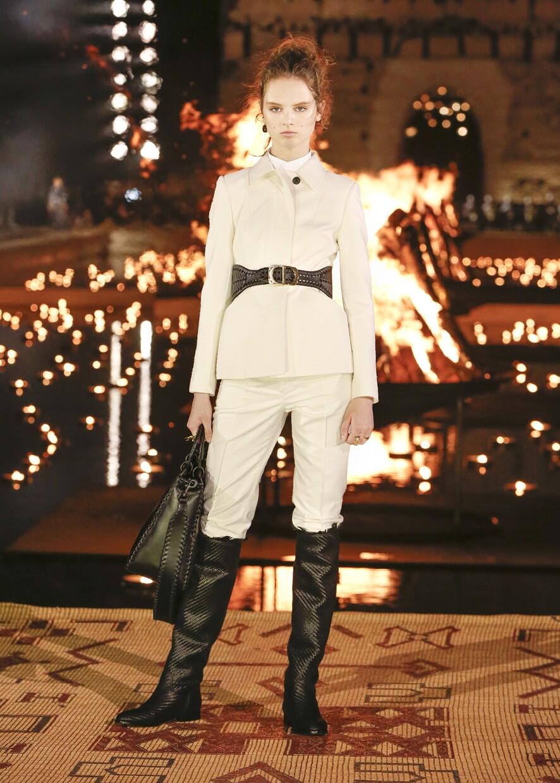 Dior Cruise 2020 Collection Look 94 - Marrakesh