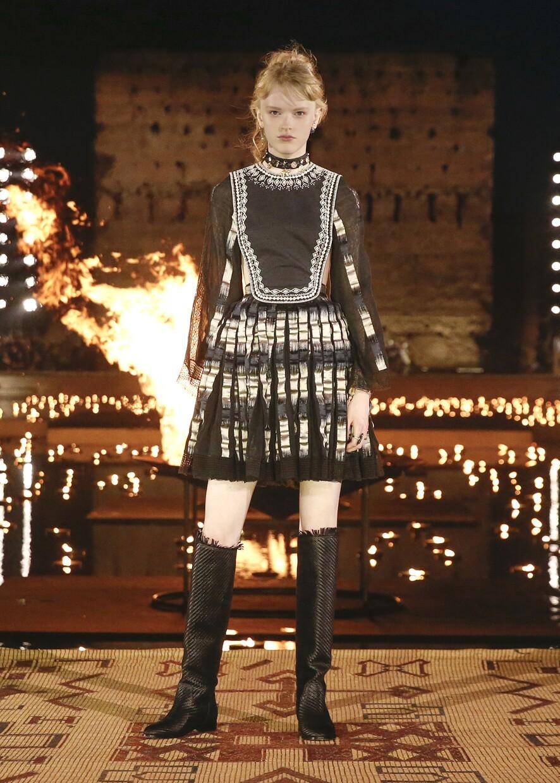 Dior Cruise 2020 Collection Look 95 - Marrakesh