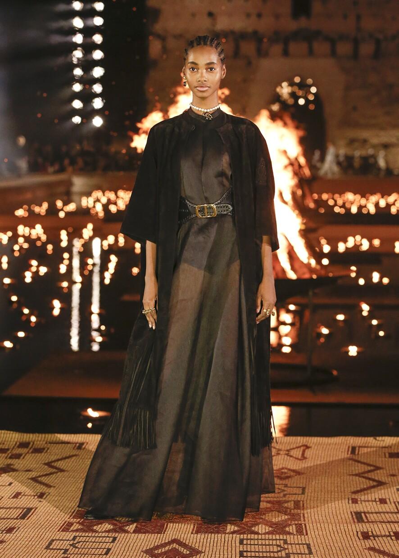 Dior Cruise 2020 Collection Look 96 - Marrakesh