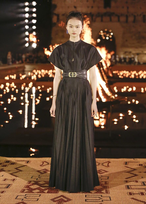 Dior Cruise 2020 Collection Look 99 - Marrakesh