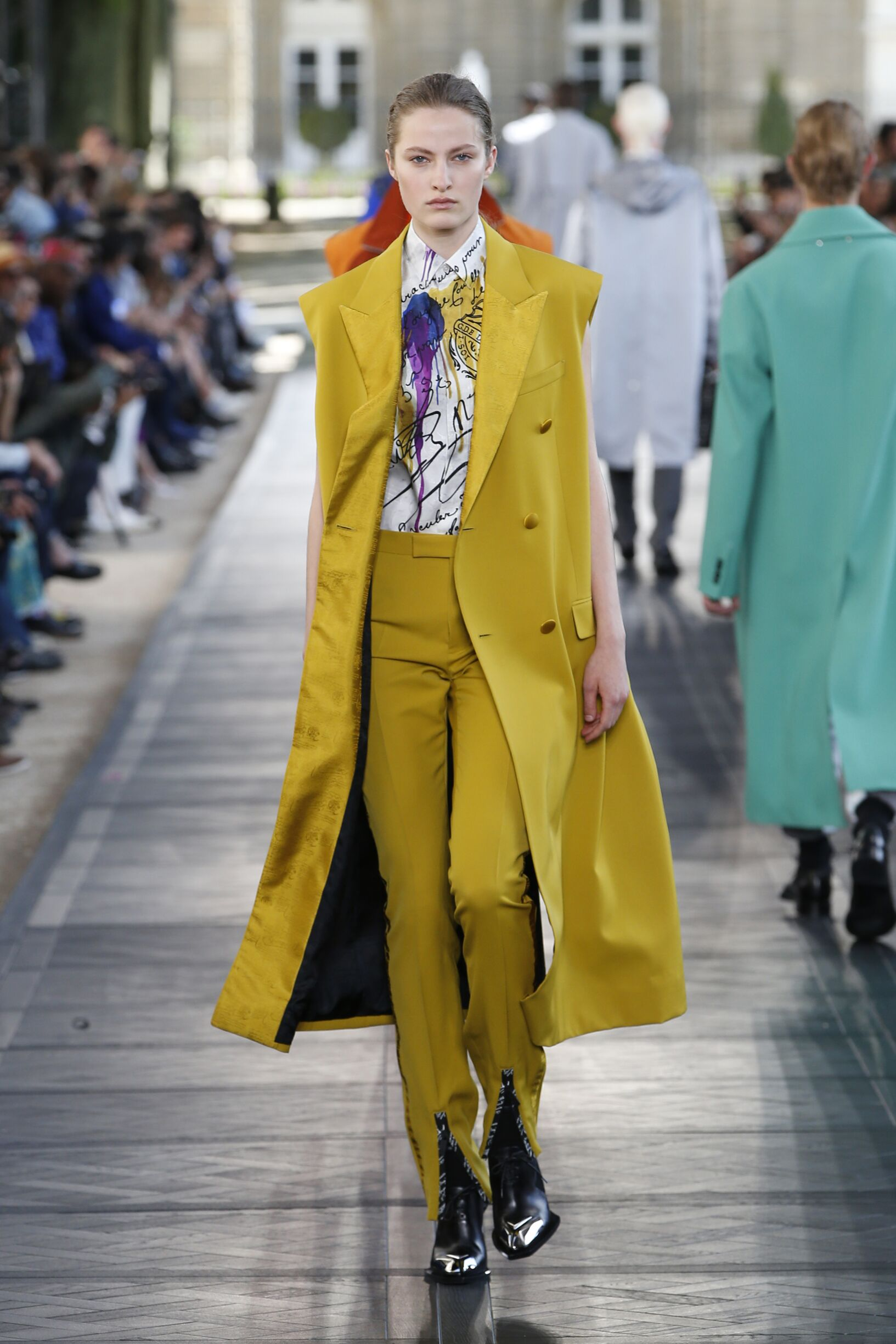 2020 Berluti Spring Summer Woman
