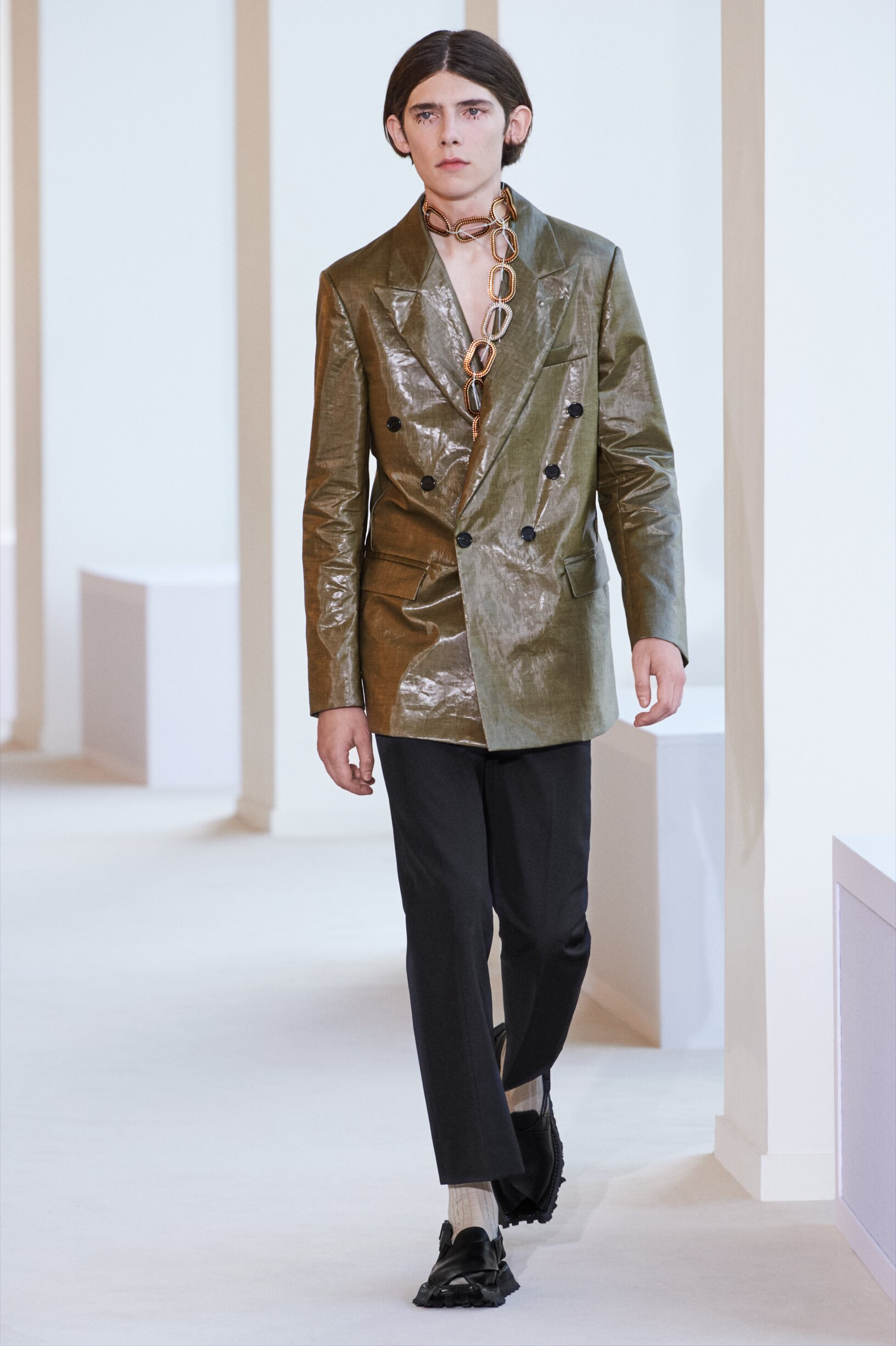 2020 Catwalk Acne Studios Summer Man Collection