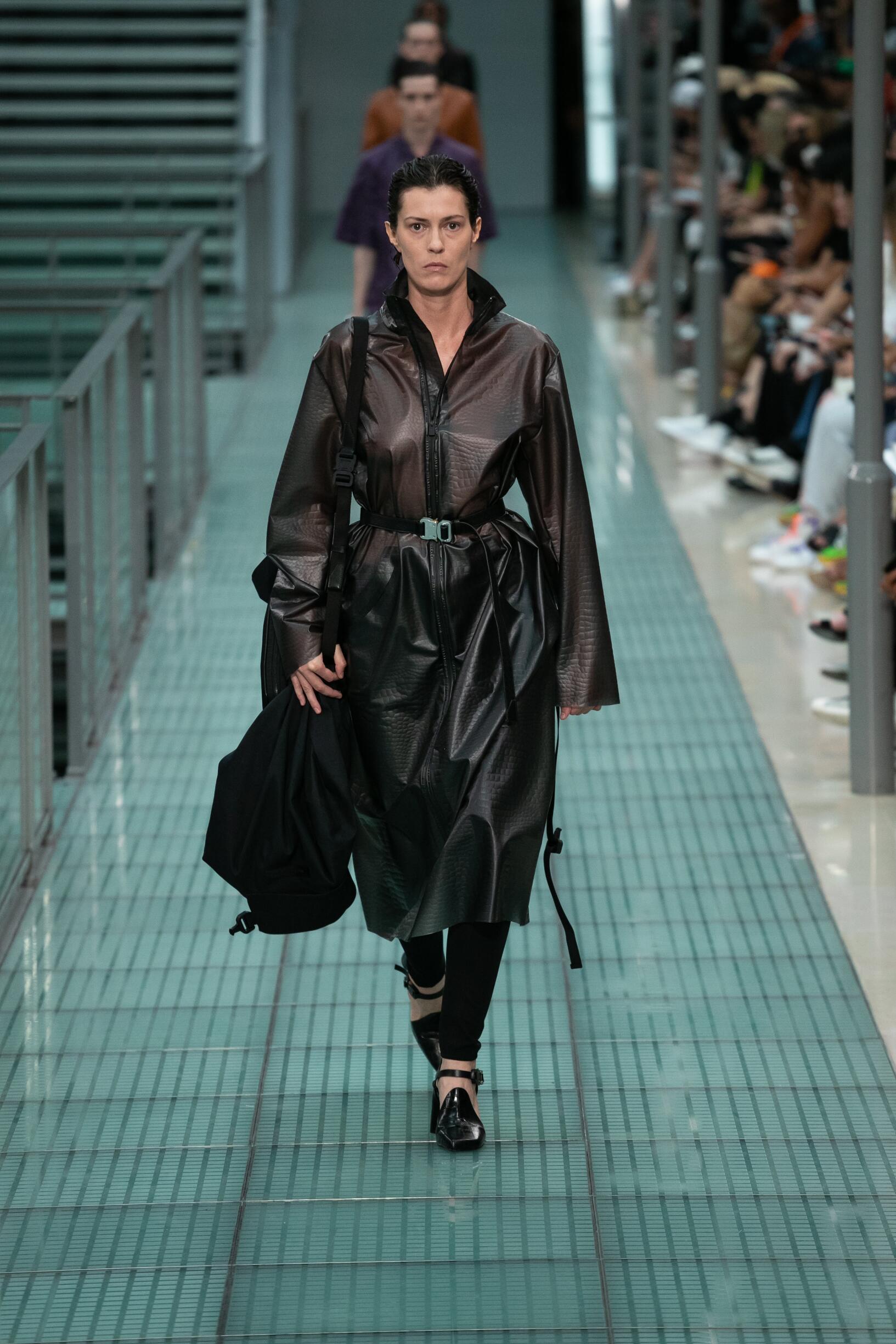 2020 Catwalk Alyx Fashion Show Summer