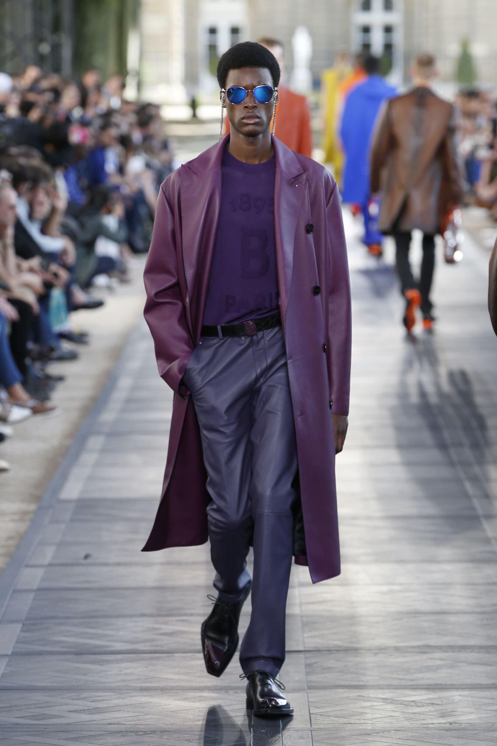 2020 Catwalk Berluti Fashion Show Summer