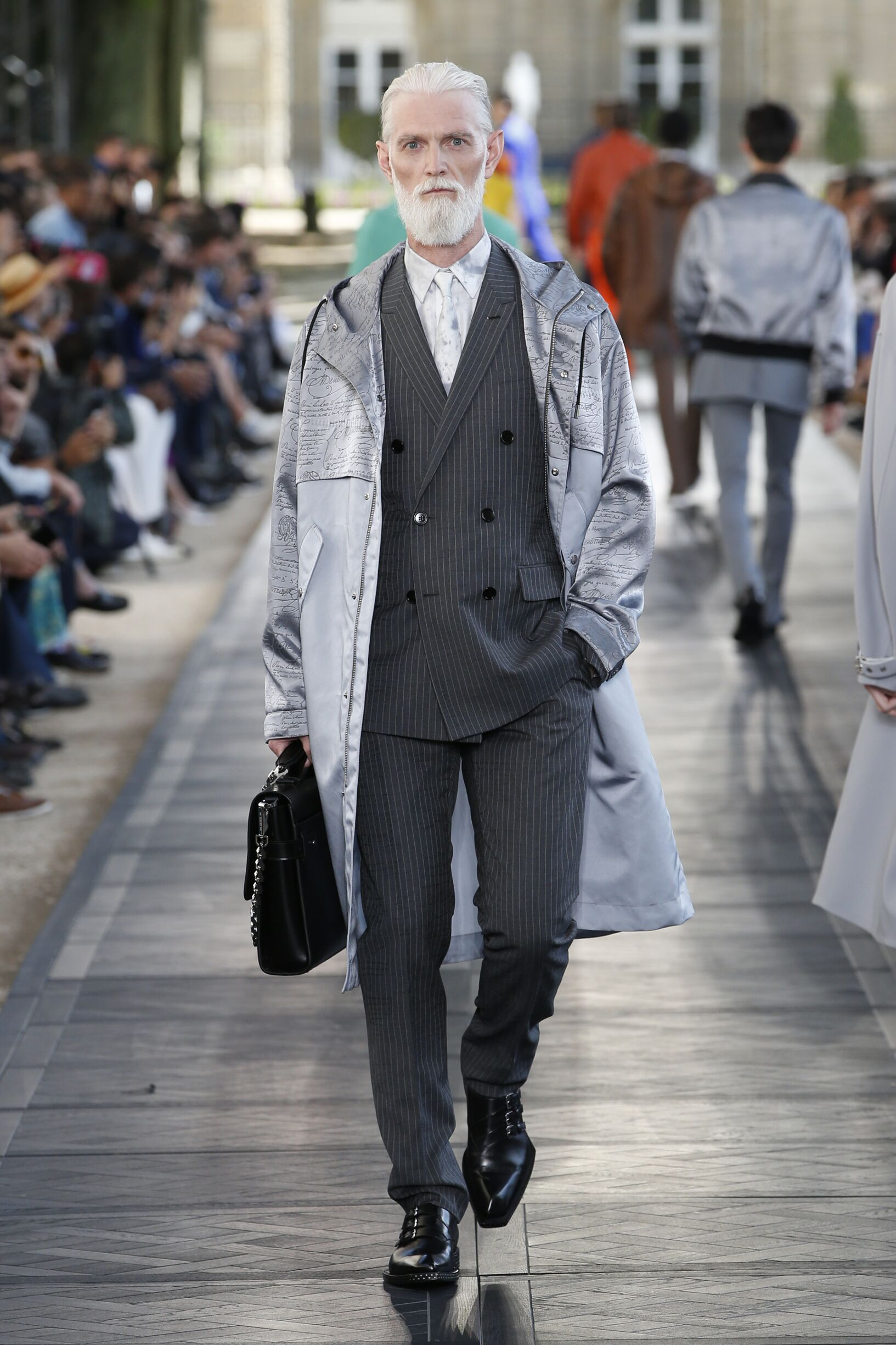 2020 Catwalk Berluti Summer Man Collection