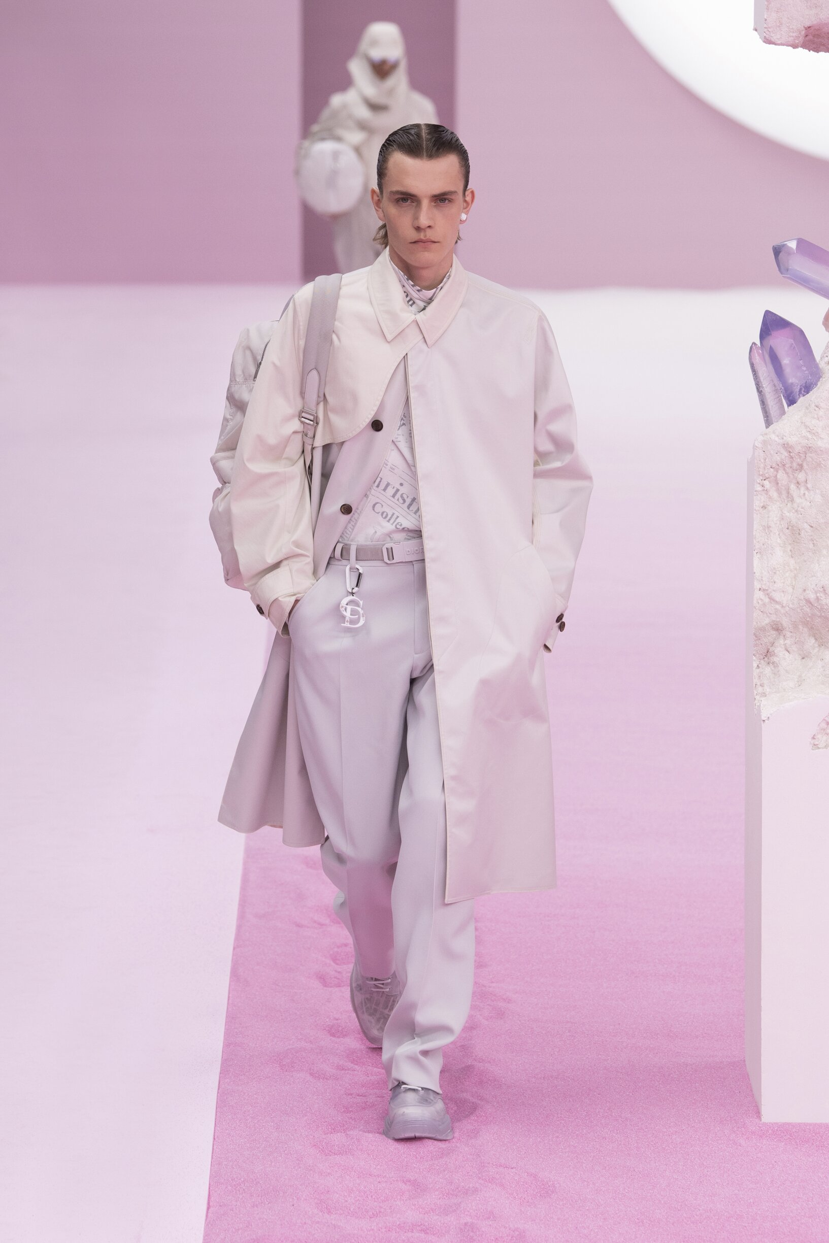 2020 Catwalk Dior Summer Man Collection