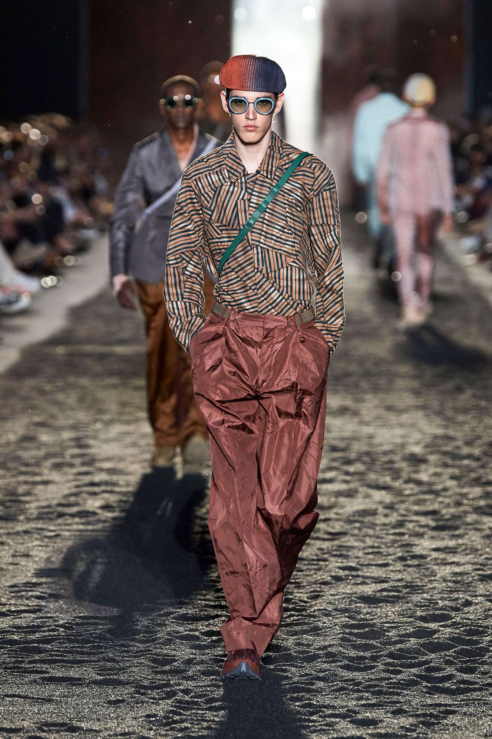 2020 Catwalk Ermenegildo Zegna XXX Man Fashion Show Summer