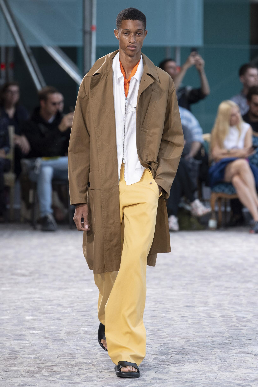2020 Catwalk Hermès Summer Man Collection