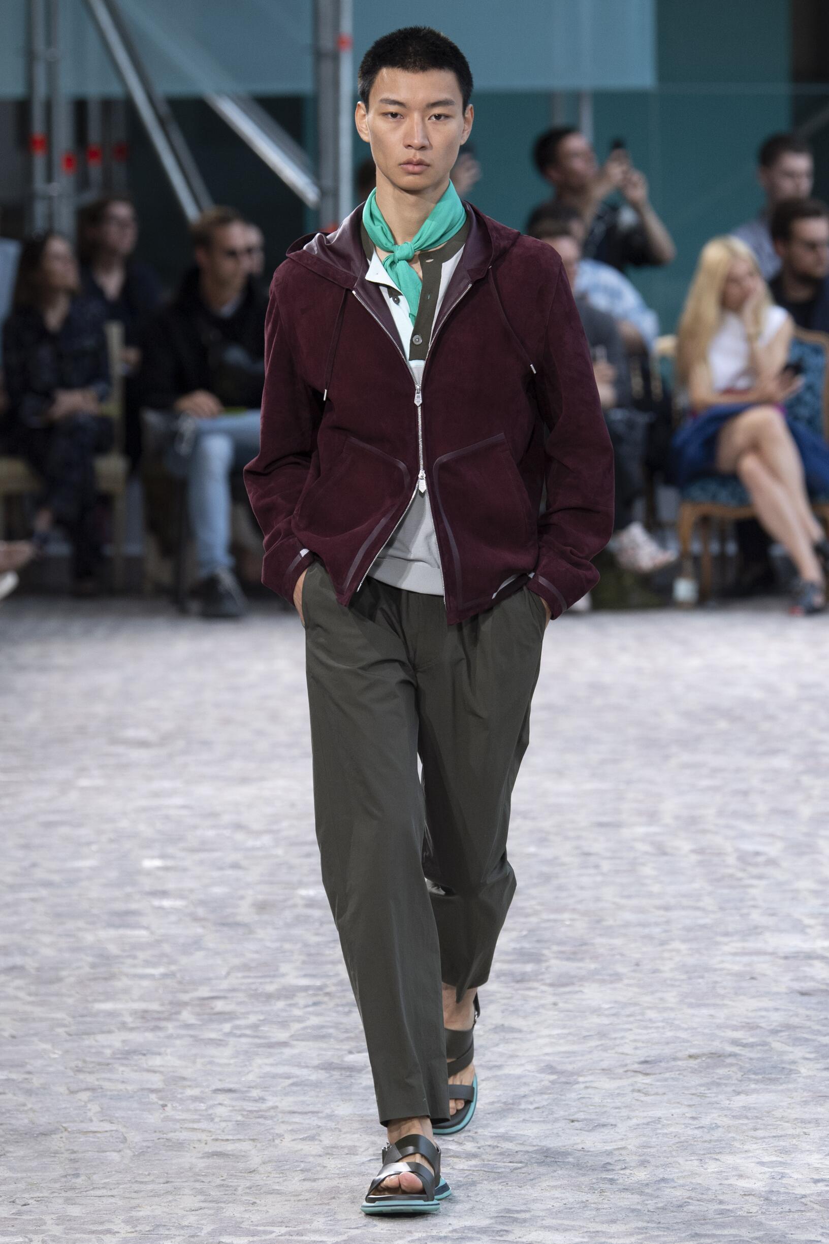 2020 Catwalk Hermès Summer
