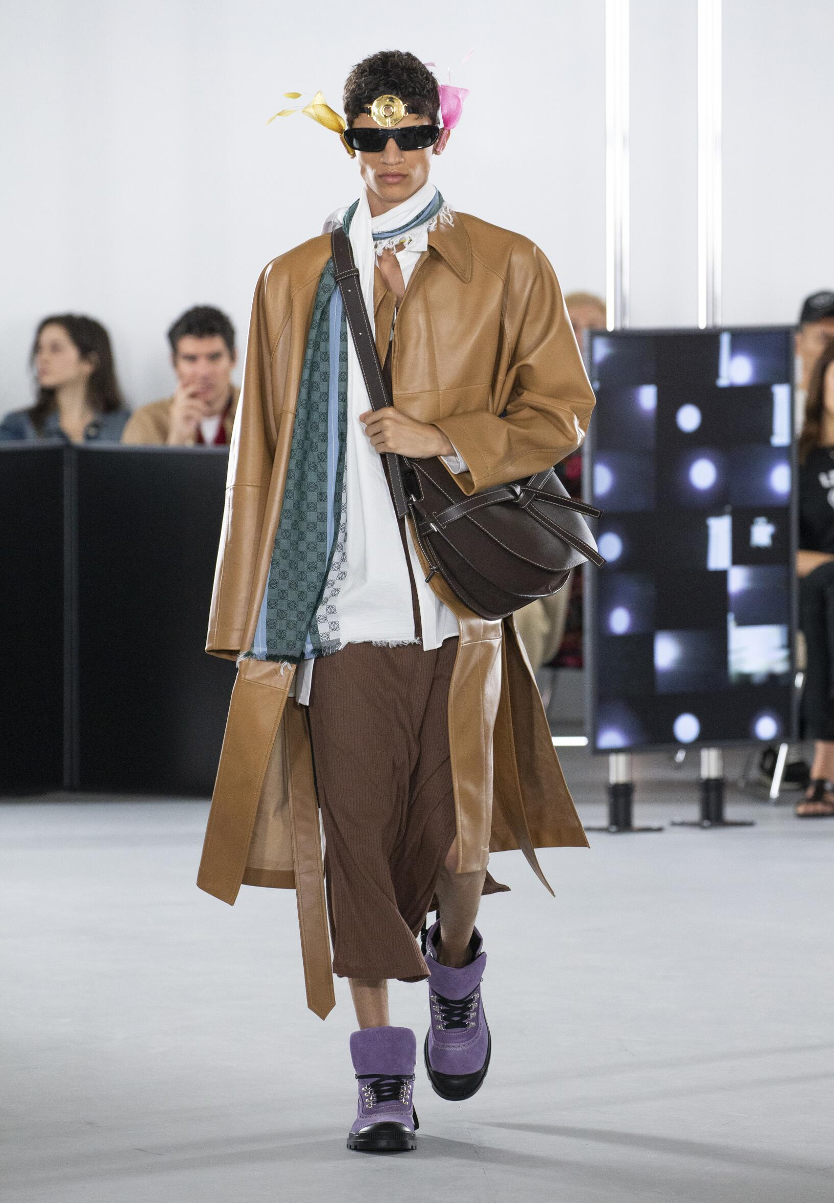LOEWE SPRING SUMMER 2020 MEN'S COLLECTION | The Skinny Beep