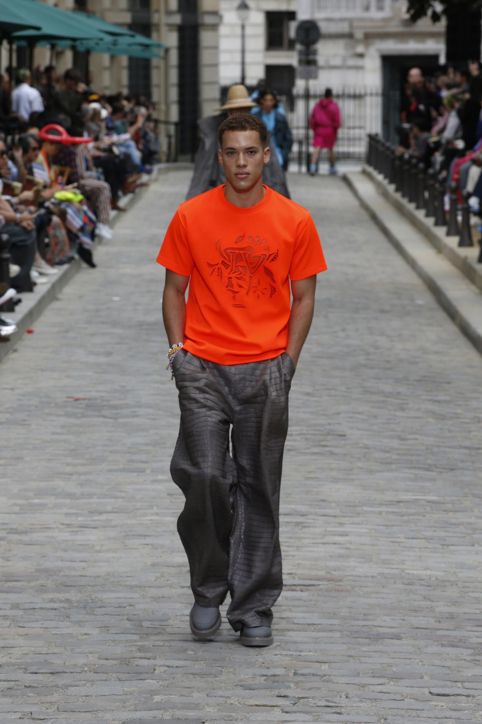 2020 Catwalk Louis Vuitton Summer Man Collection