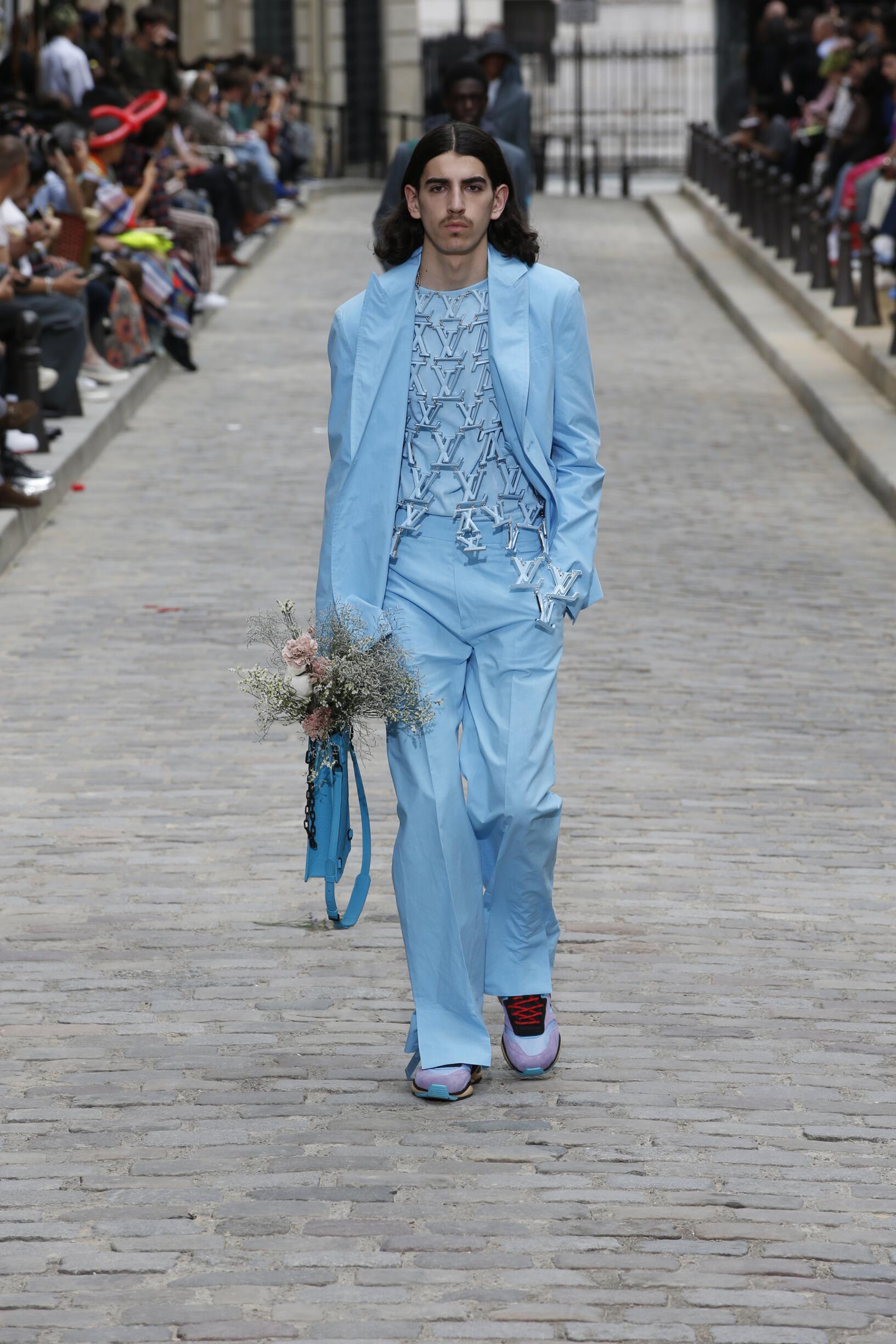 2020 Catwalk Louis Vuitton Summer