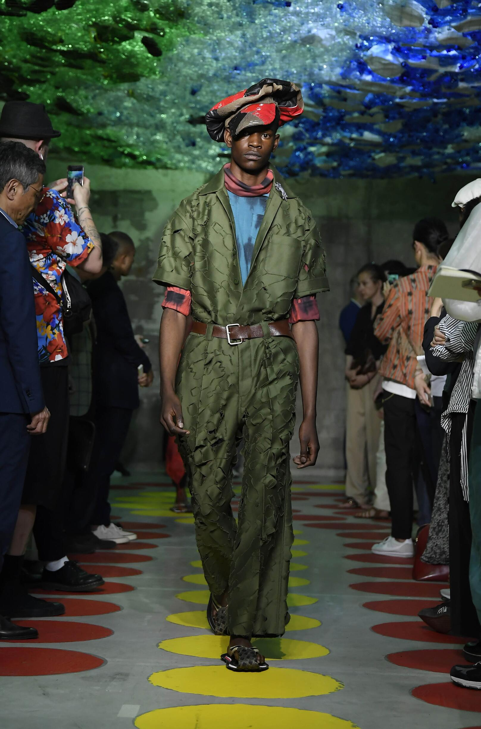2020 Catwalk Marni Summer