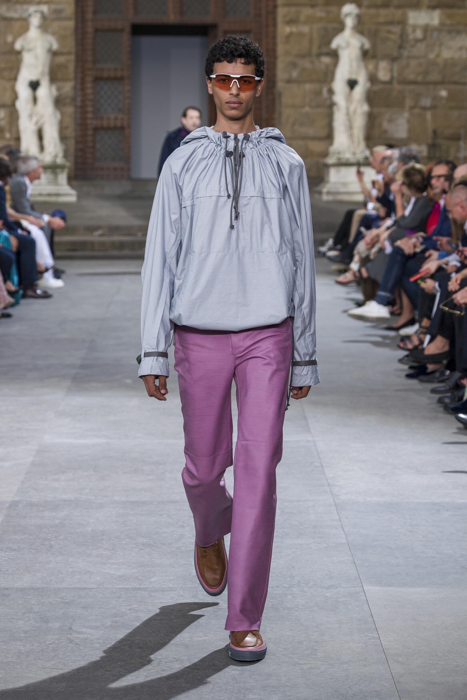 2020 Catwalk Salvatore Ferragamo