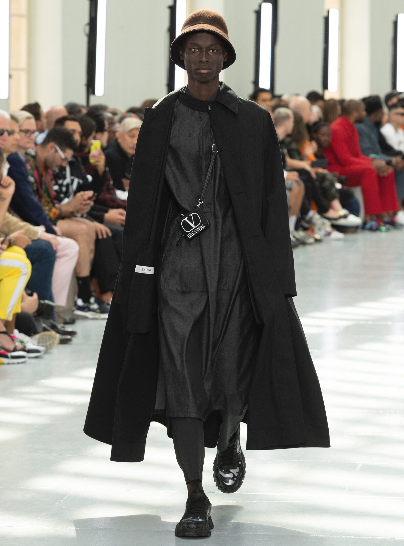 2020 Catwalk Valentino Summer Man Collection