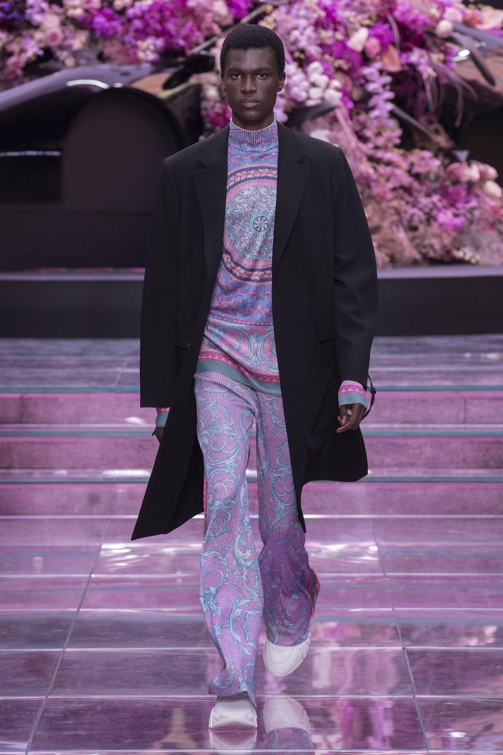 2020 Catwalk Versace Summer