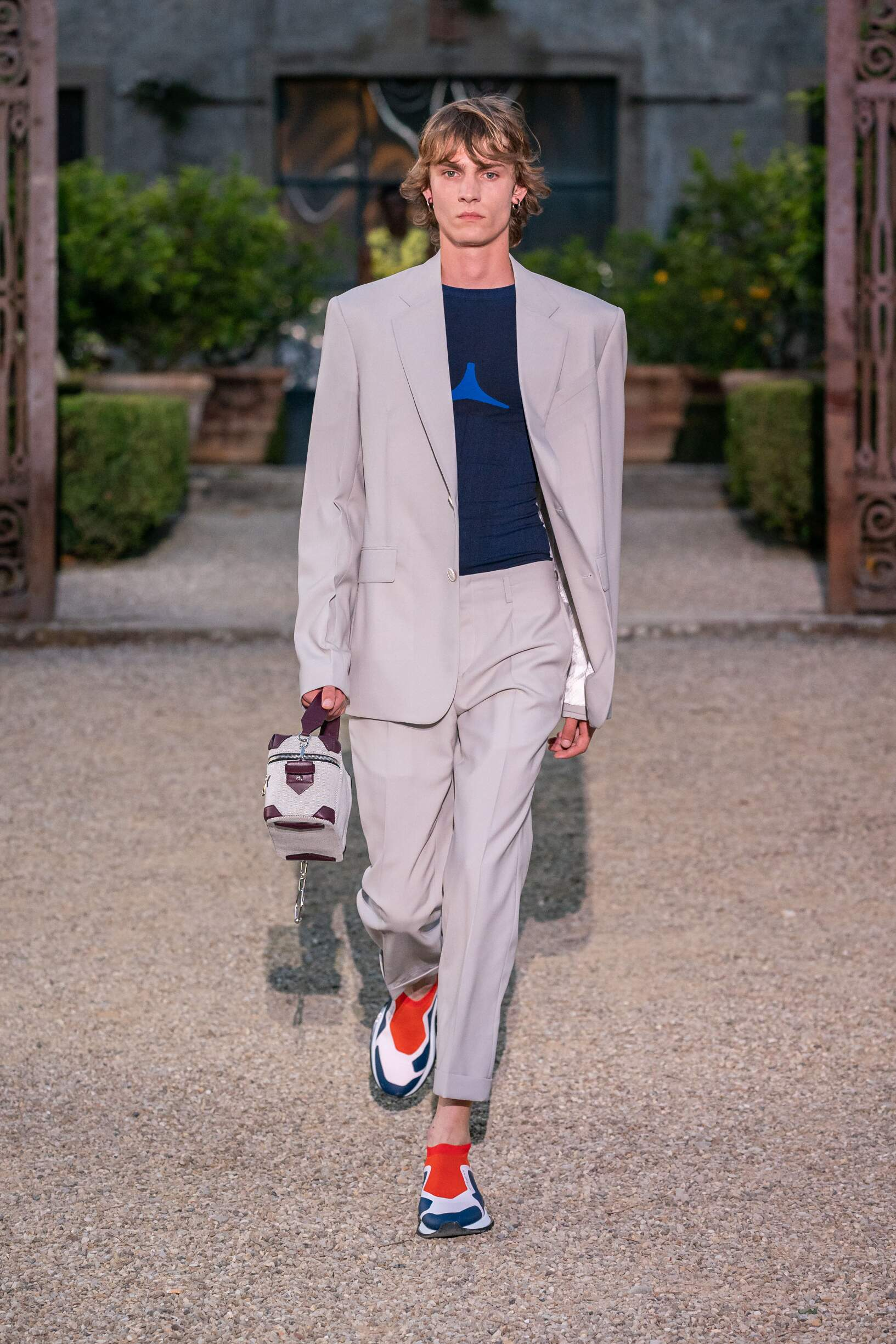 2020 Givenchy Summer Catwalk