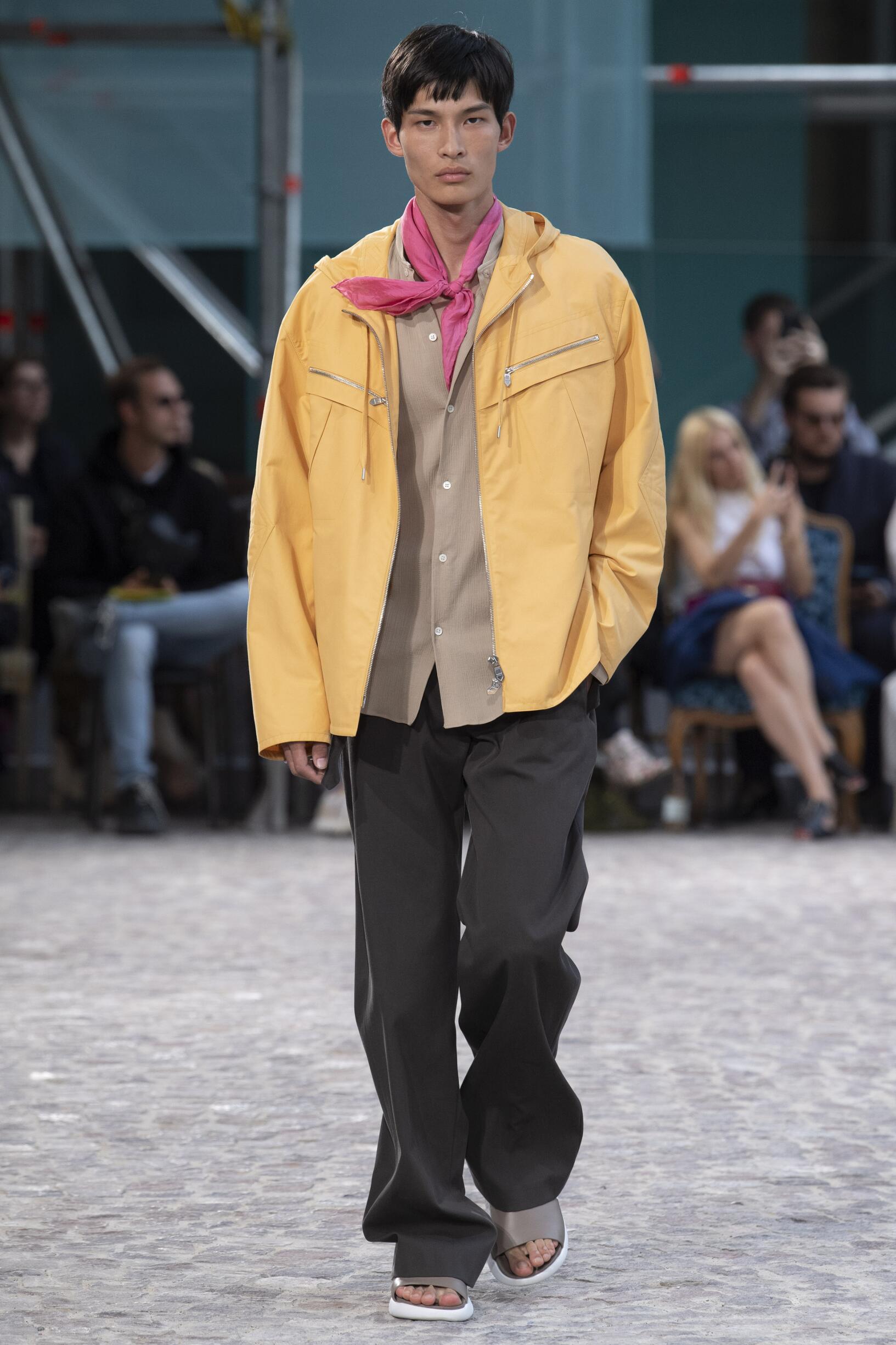 2020 Hermès Spring Summer Man
