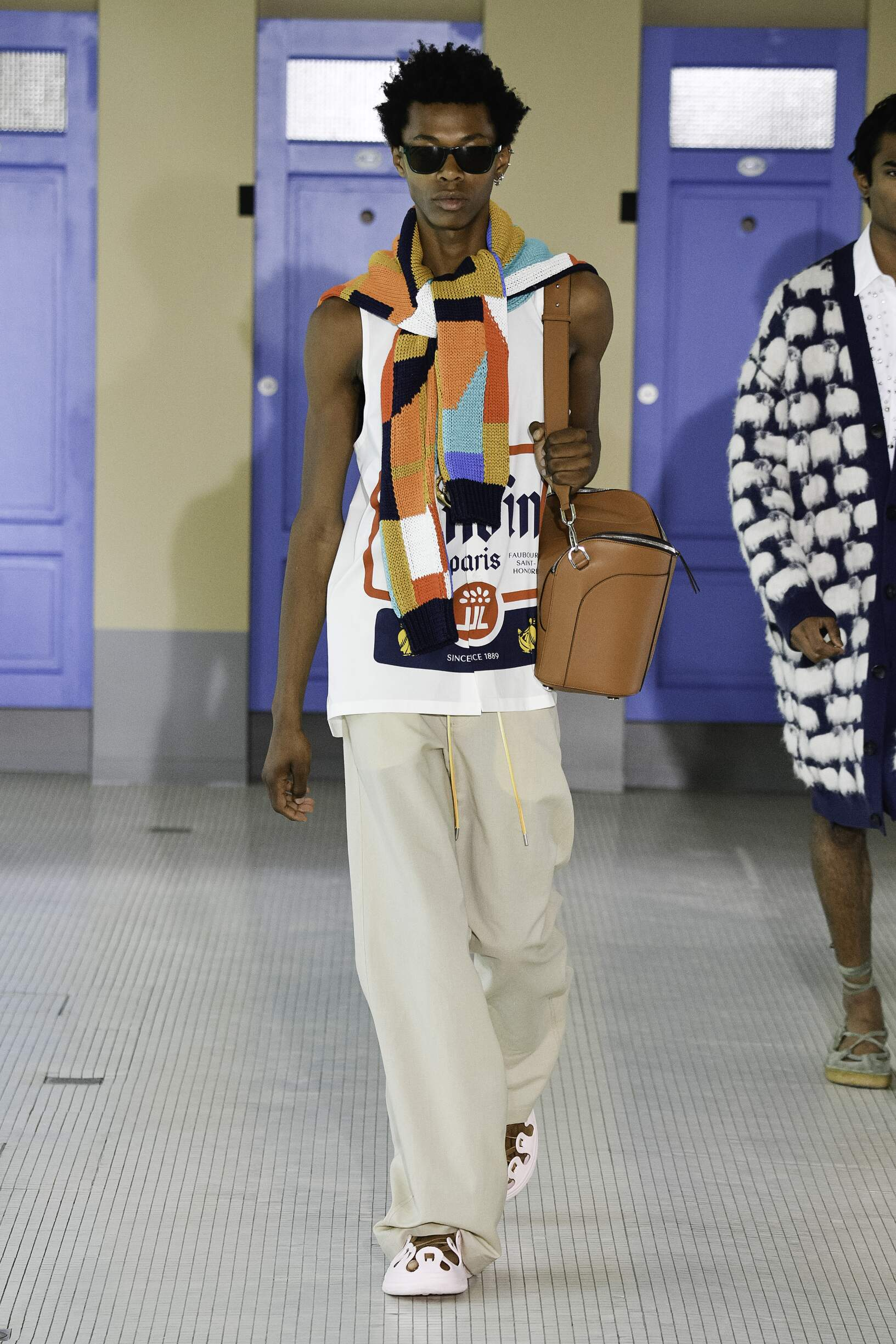 2020 Lanvin Summer Catwalk