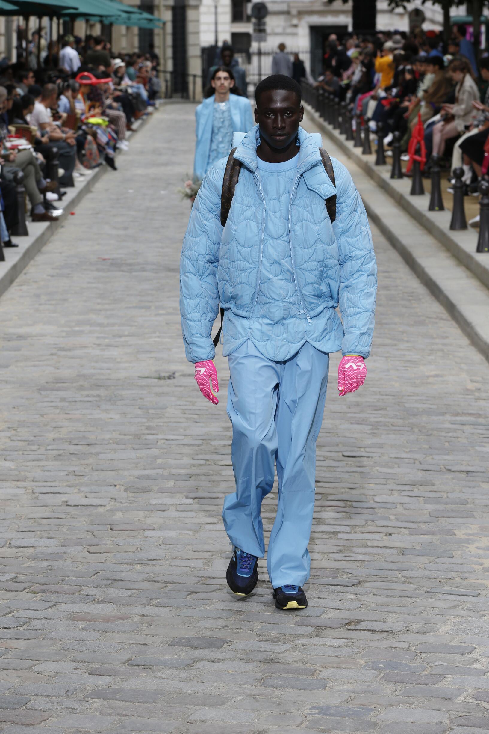 2020 Louis Vuitton Spring Catwalk