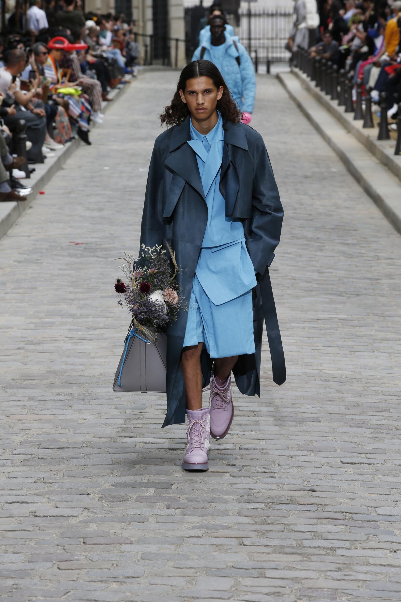 2020 Louis Vuitton Spring Summer Man