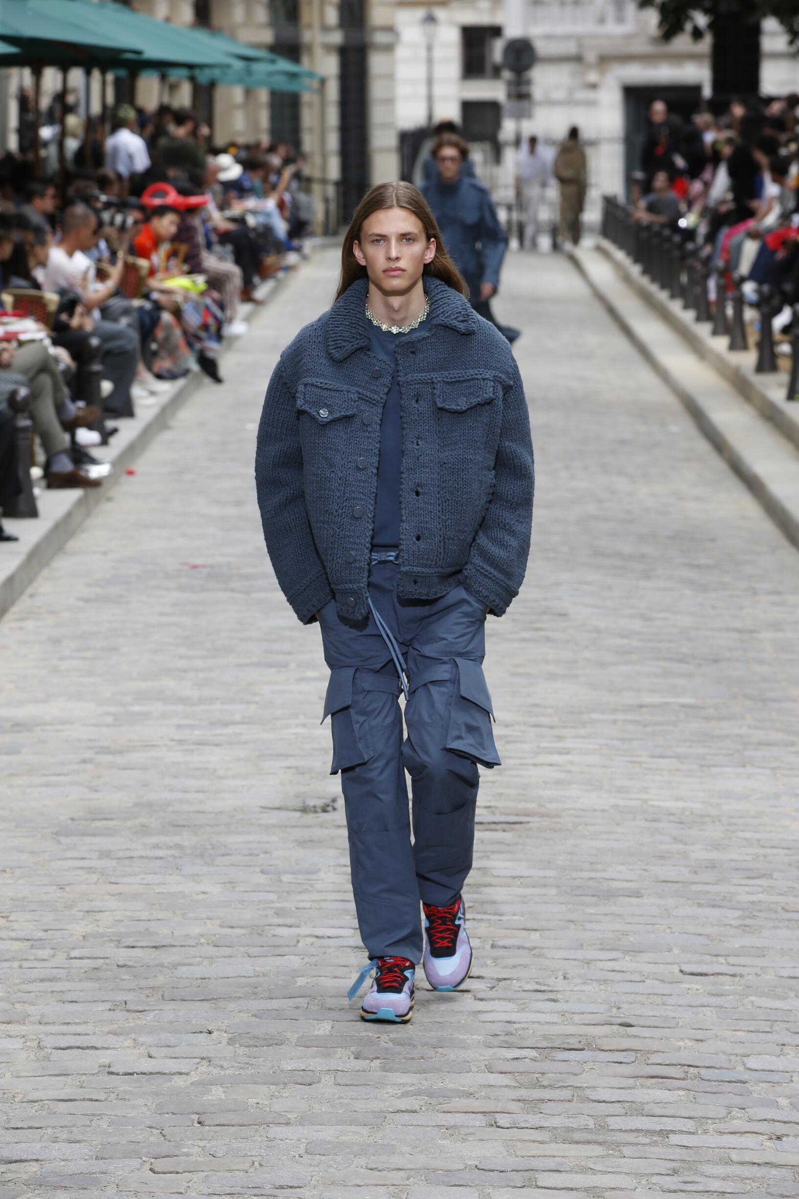 2020 Louis Vuitton Summer Catwalk