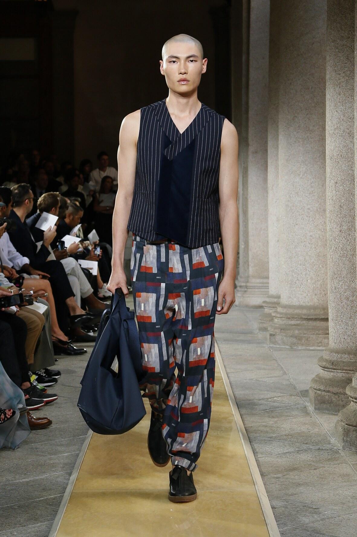 2020 Man Style Giorgio Armani
