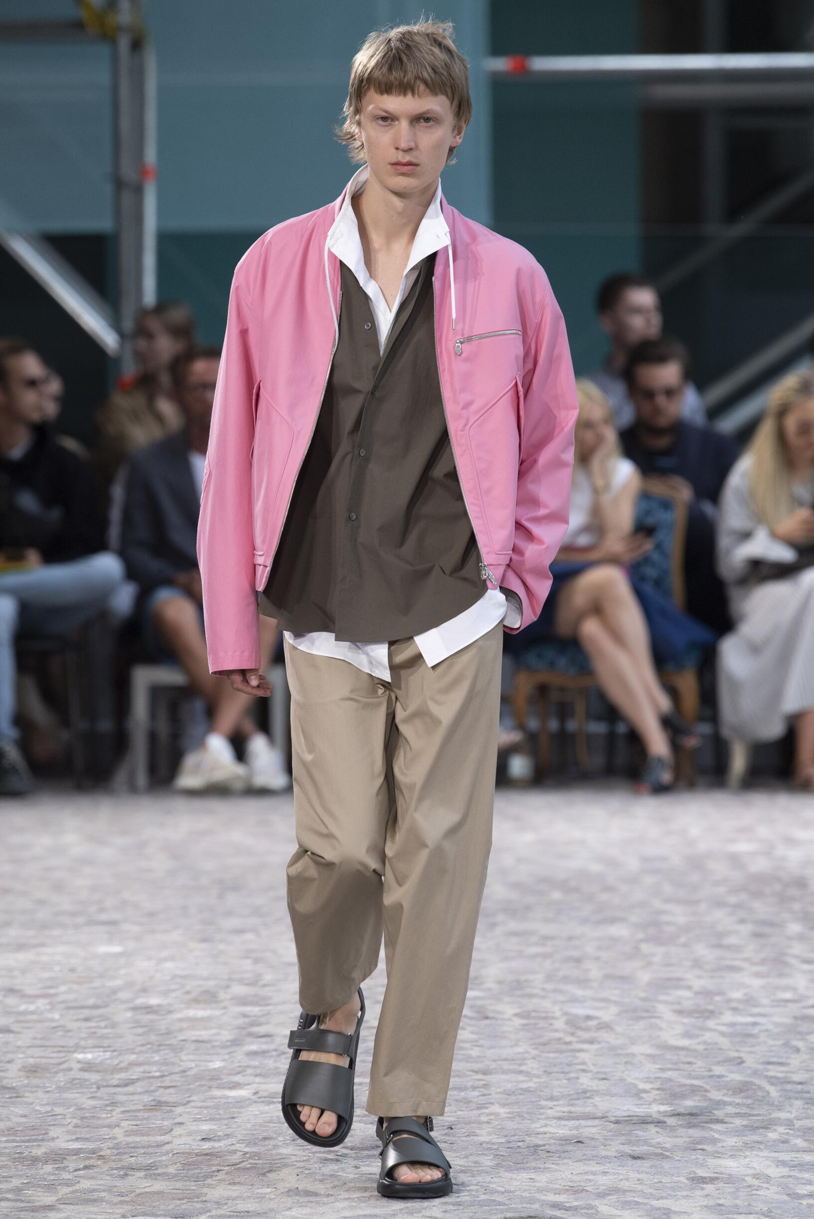 2020 Man Style Hermès