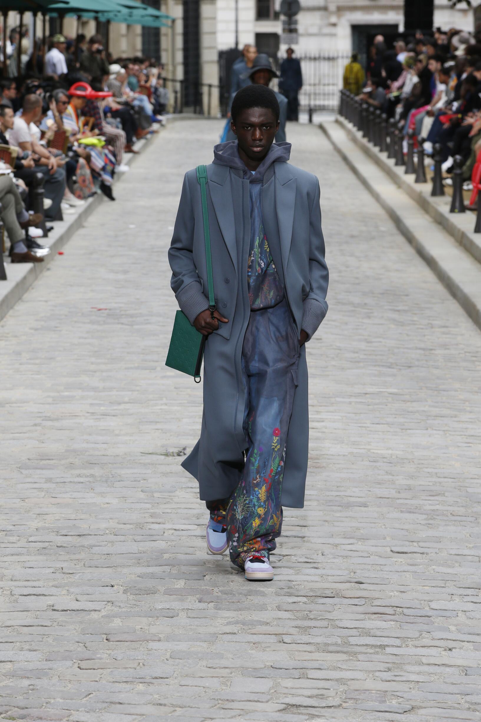 2020 Man Style Louis Vuitton