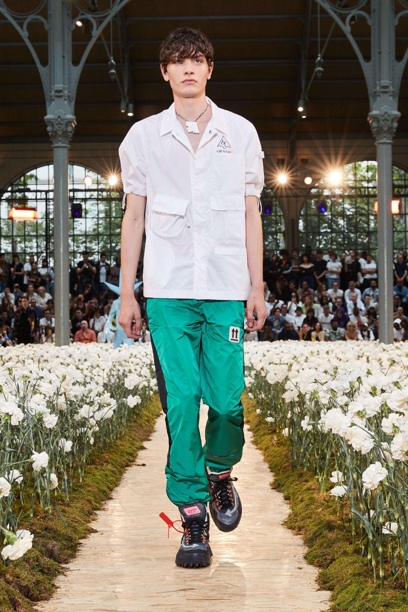 2020 Man Style Off White c/o Virgil Abloh
