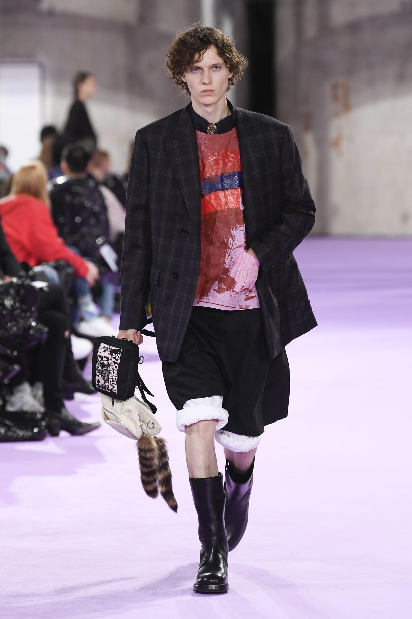 2020 Man Style Raf Simons
