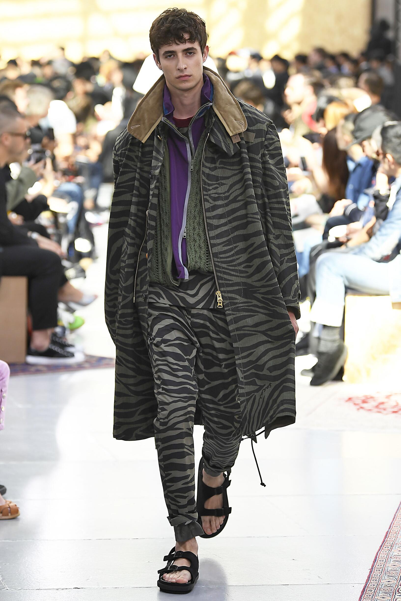 2020 Man Style Sacai