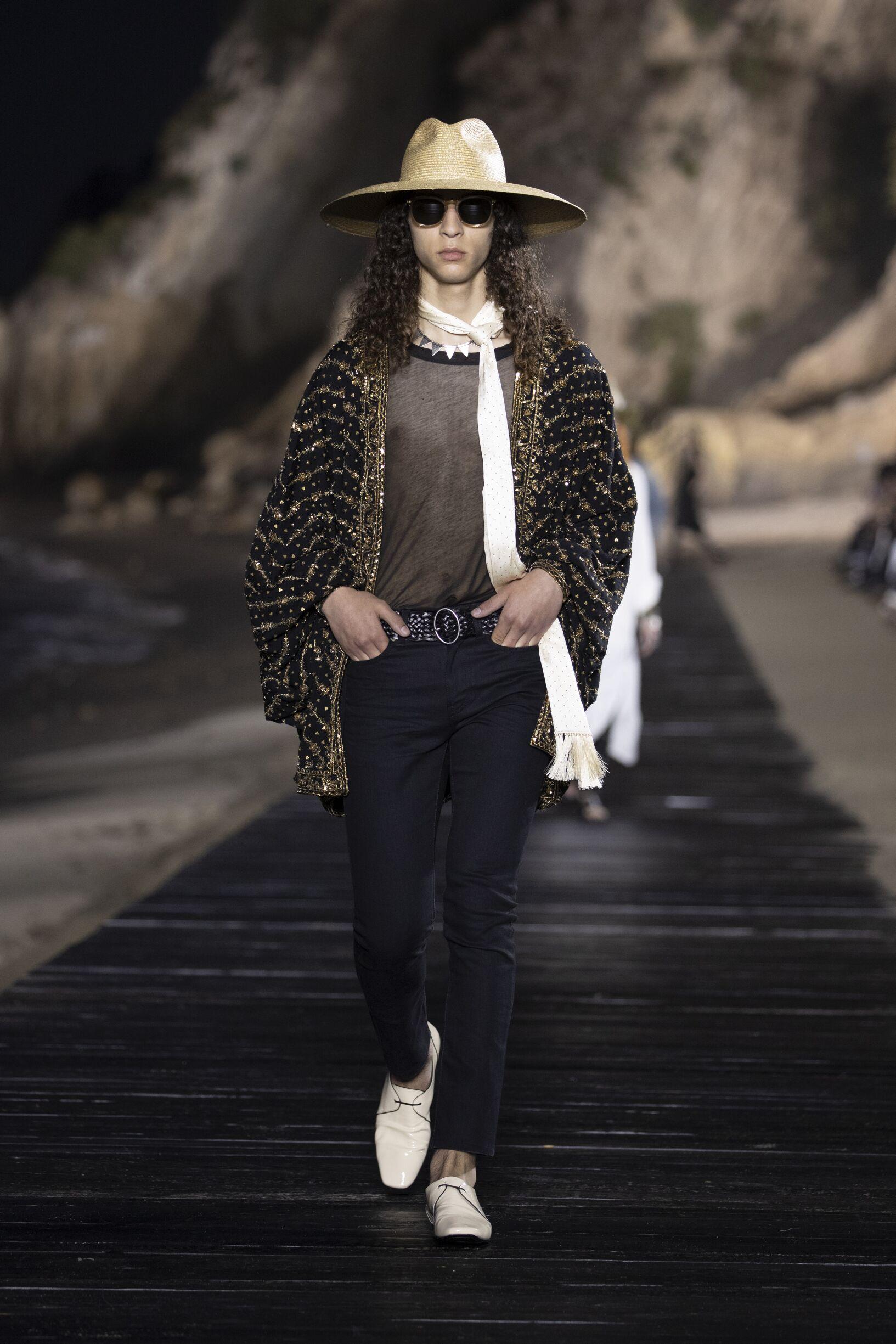 2020 Man Style Saint Laurent