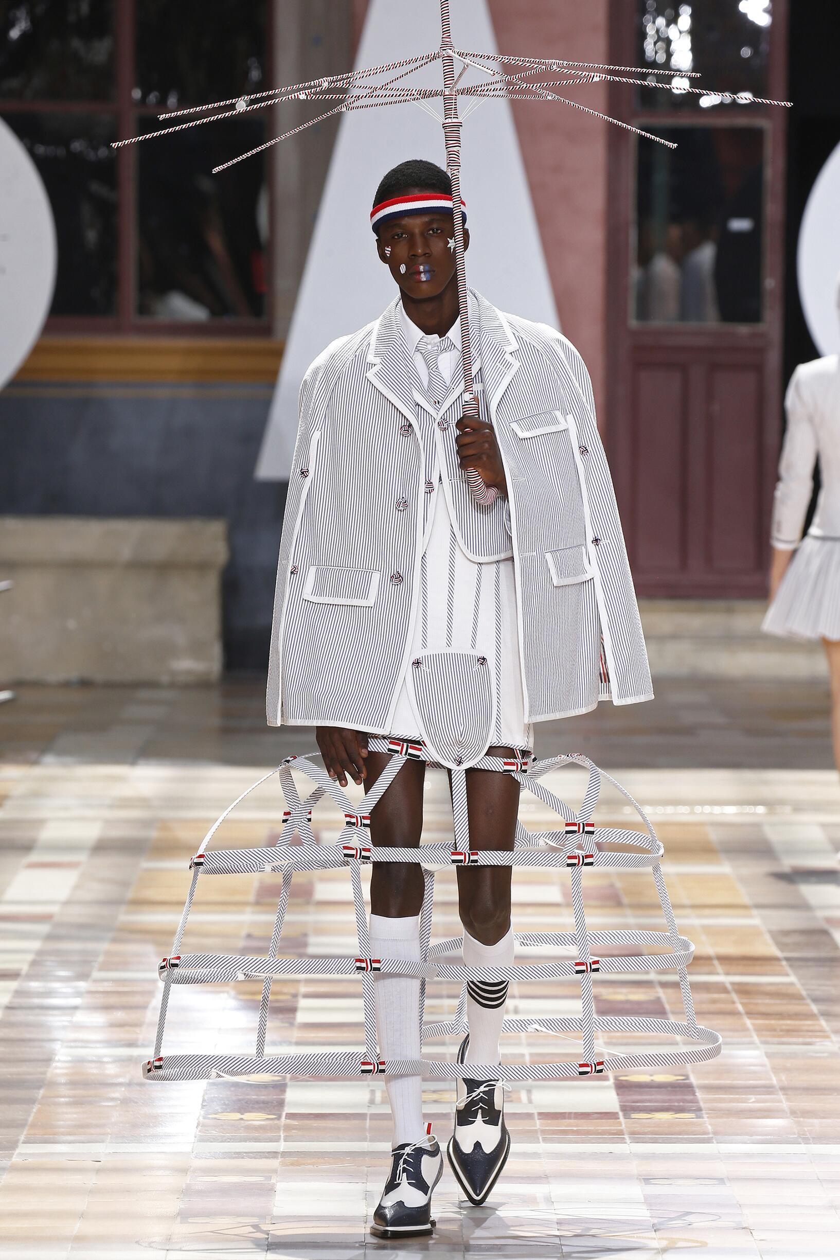 2020 Man Style Thom Browne