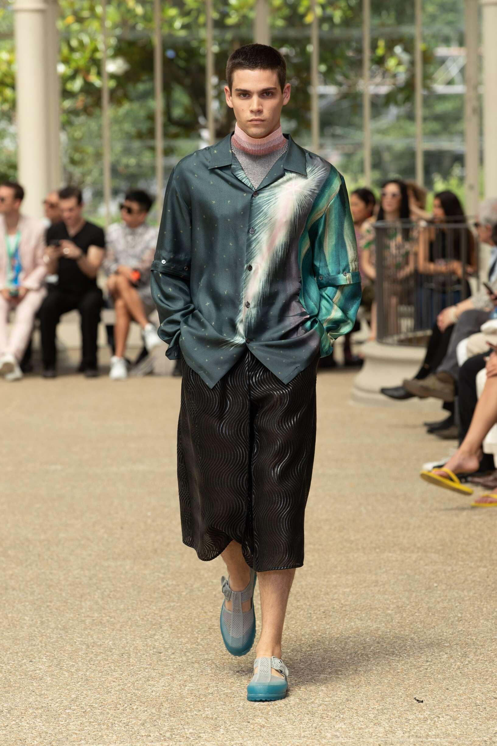 2020 Marco De vincenzo Summer Catwalk