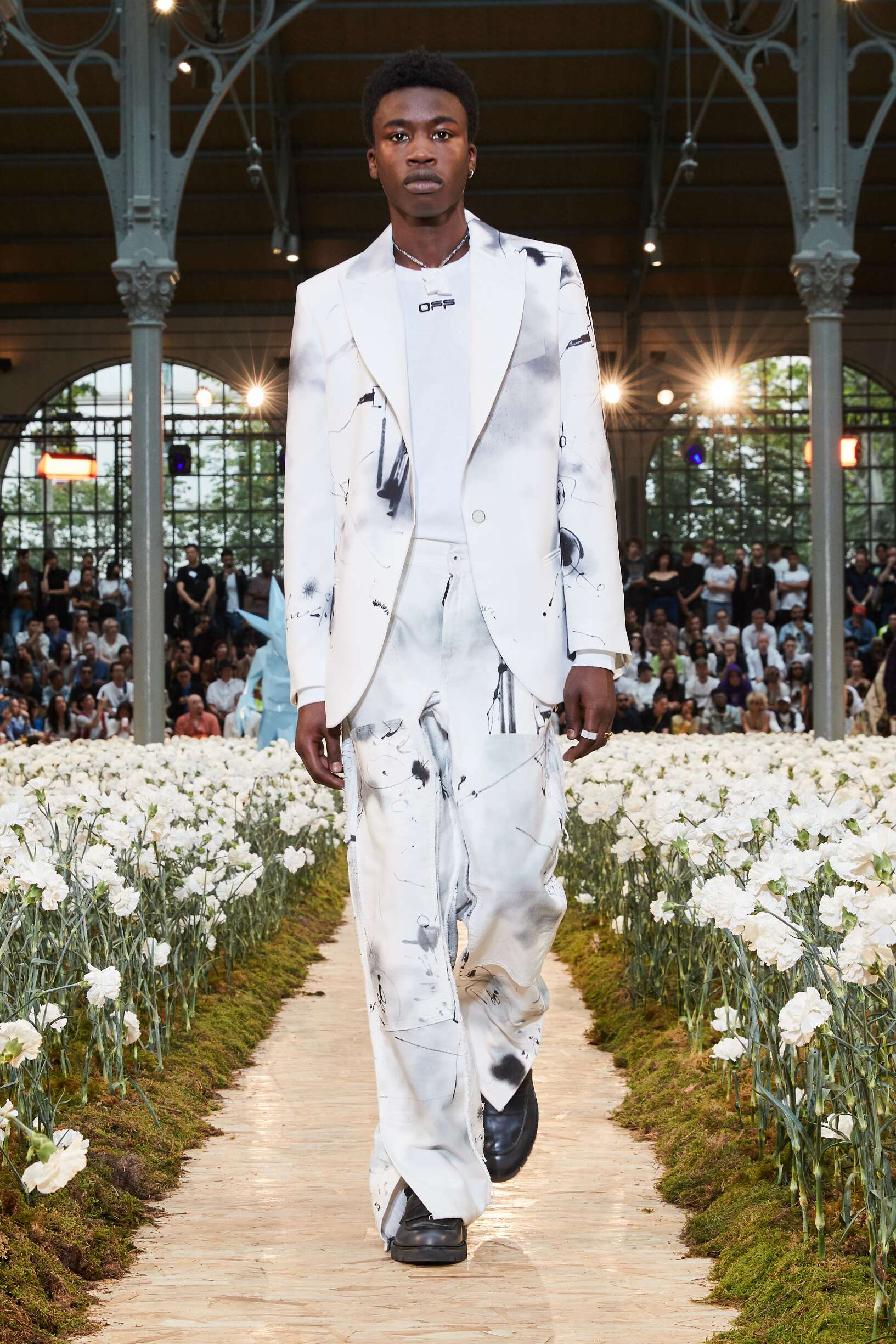 2020 Off White c/o Virgil Abloh Catwalk