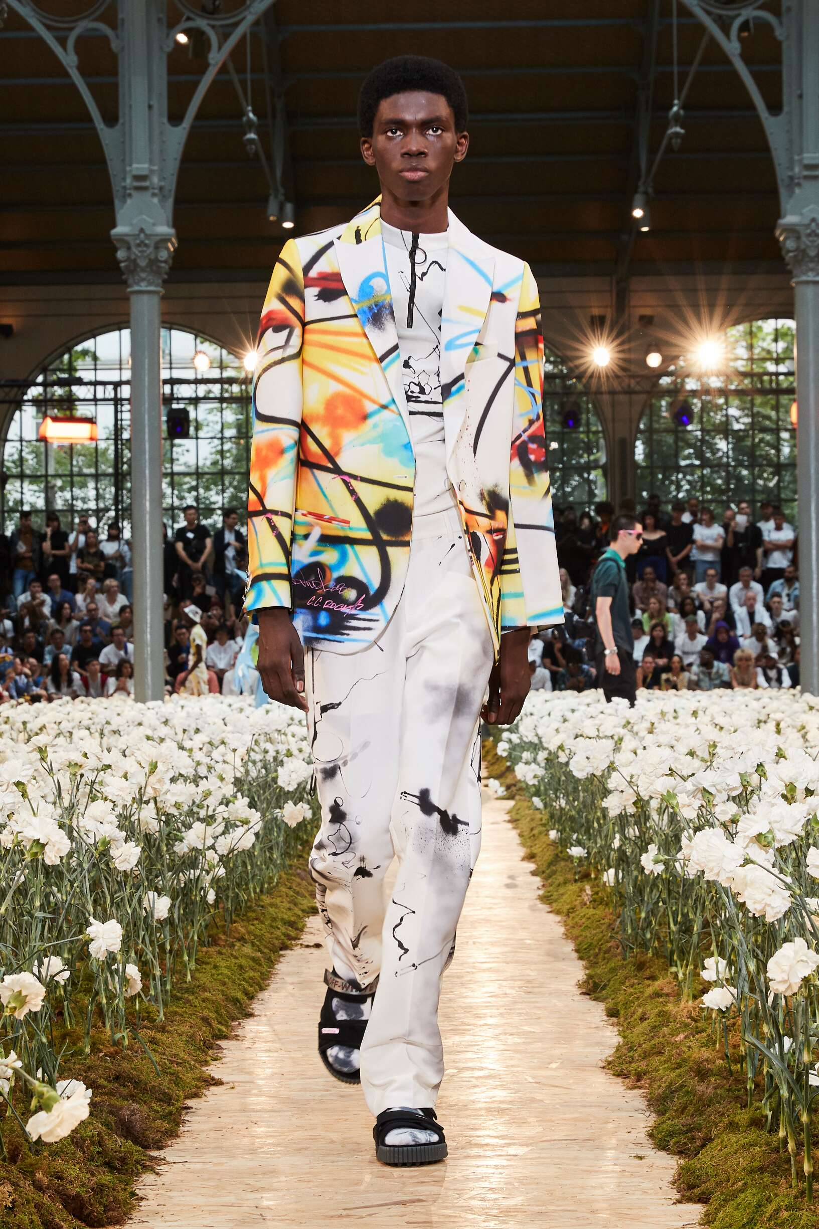 2020 Off White c/o Virgil Abloh Summer Catwalk