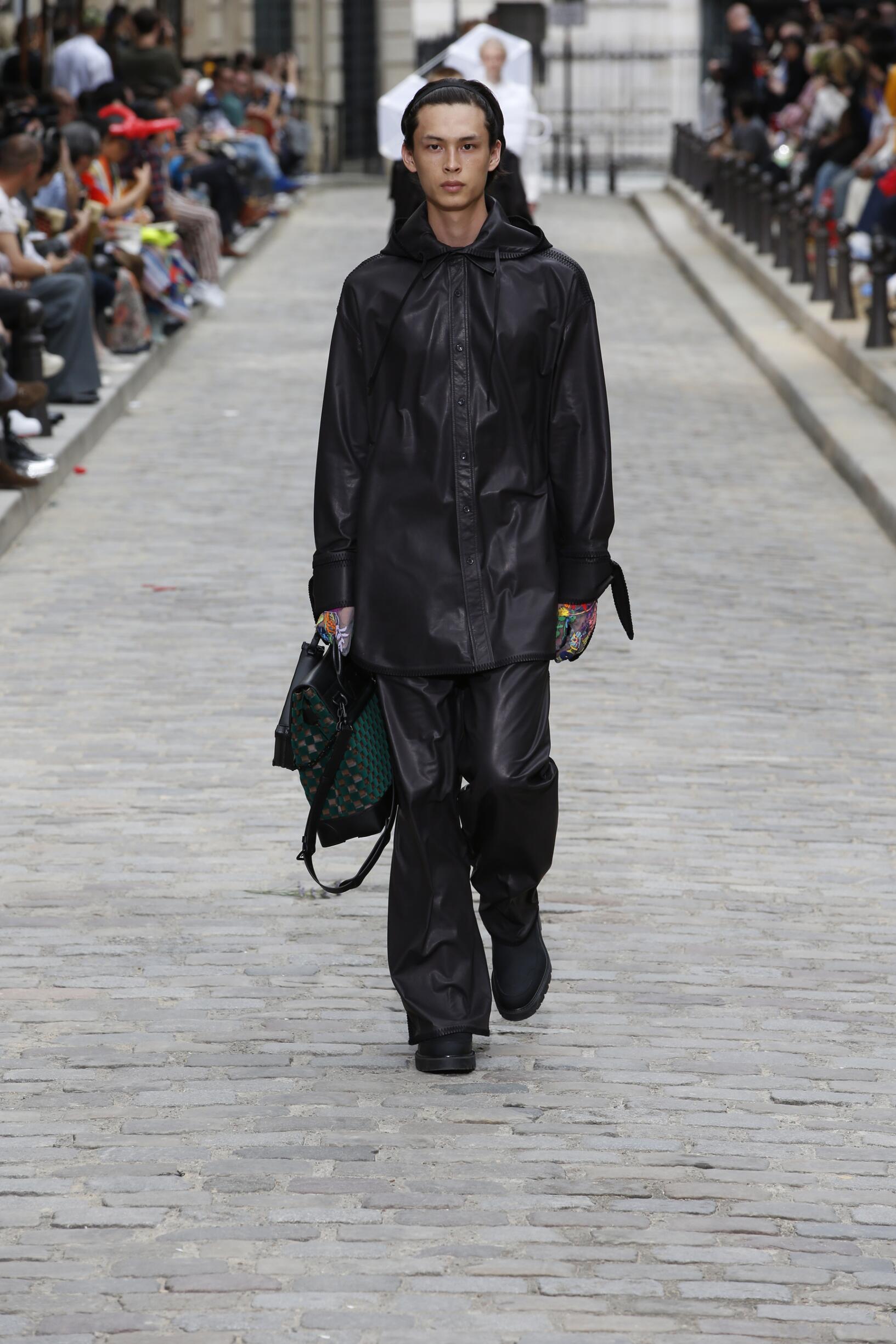 2020 Runway Man Louis Vuitton Summer