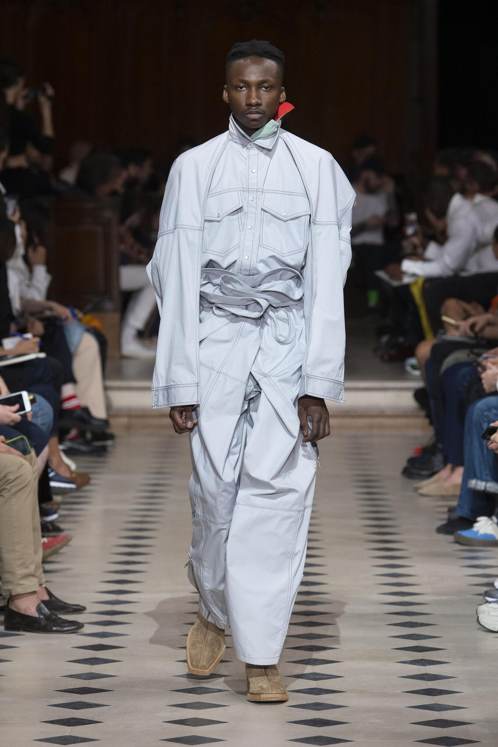 2020 Runway Man Y/Project Summer