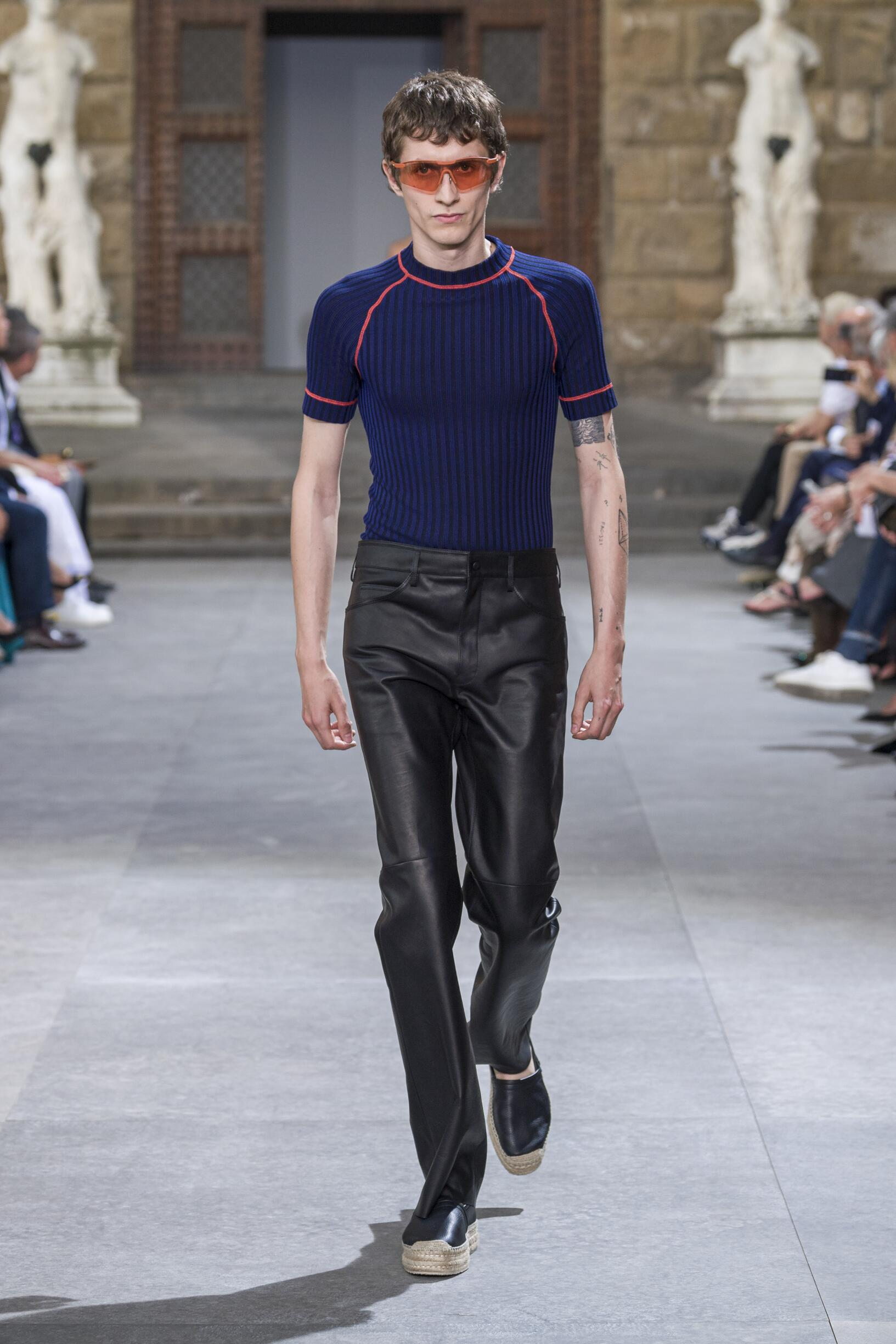 2020 Salvatore Ferragamo Catwalk